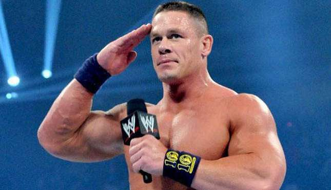 from the wwe rumor mill john cena to return to smackdown live. Black Bedroom Furniture Sets. Home Design Ideas