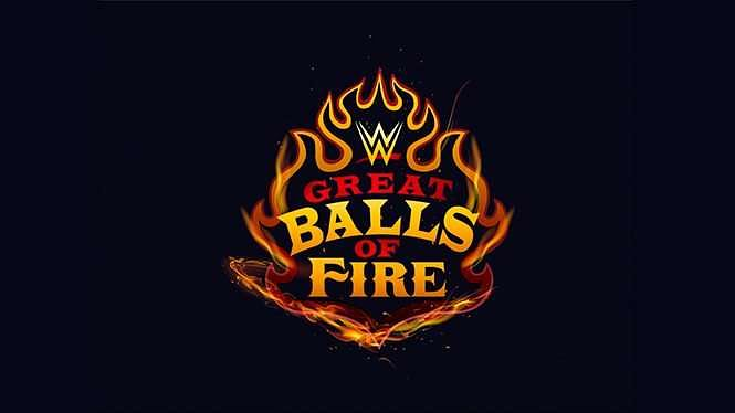 Wwe News Logo For Wwe S Great Balls Of Fire Ppv Unveiled