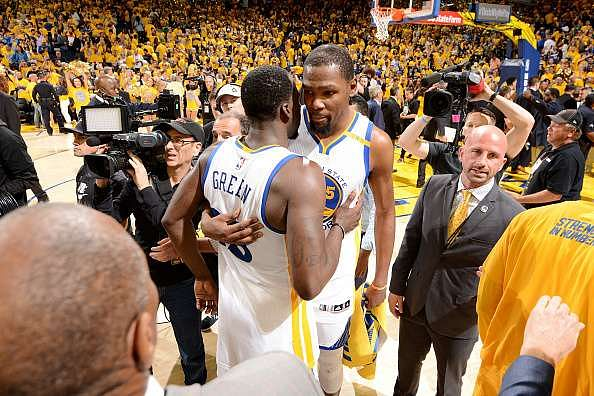 NBA Western Conference Finals 2016/17, Golden State ...