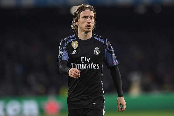 players who can replace Luka Modric at Real Madrid