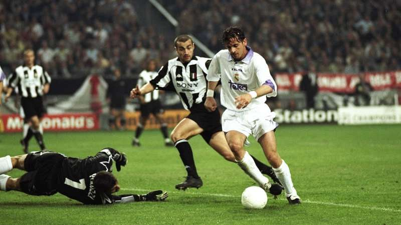 Image result for real madrid vs juventus 1998