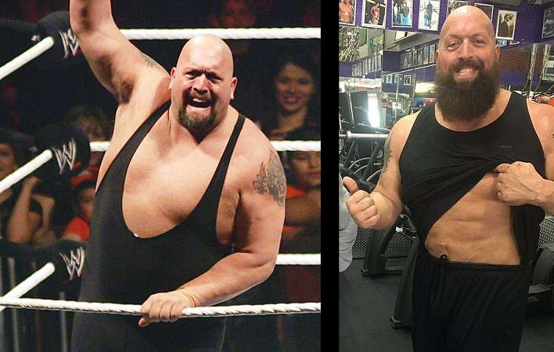 current WWE Superstars who have gone through major body ...