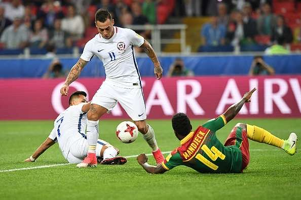 Image result for Cameroon confederations cup 2017