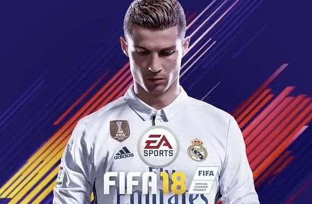 Fifa 2018 ronaldo