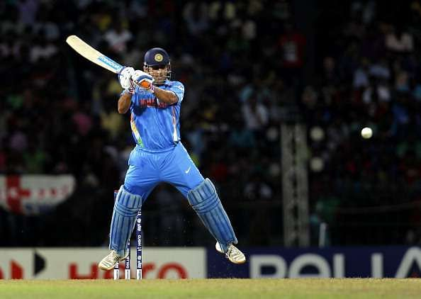 Image result for dhoni helicopter shot