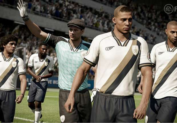 FIFA 18: Four new Icons revealed