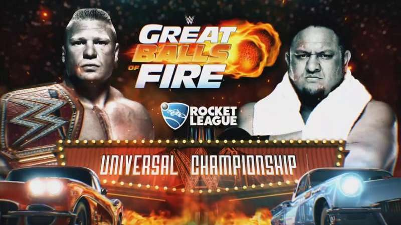WWE Great Balls of Fire (2017), Online Subtitrat