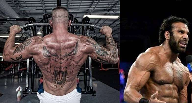 steroid vs natural pics