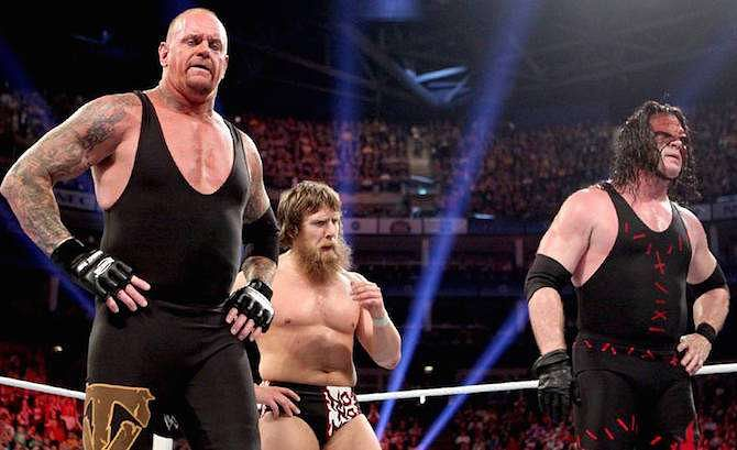 Undertaker And Kane In Real Life 6 WWE Superstar...