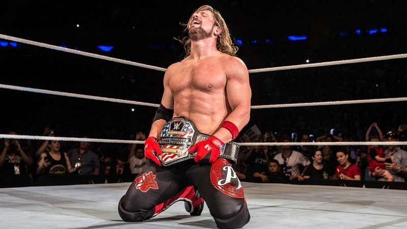 Image result for aj styles us championship