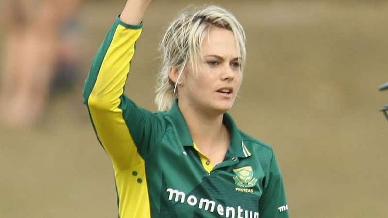 Four Wickets No Runs Van Niekerk Blows Windies Away