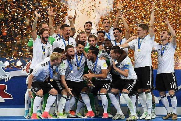 Image result for germany confederations cup 2017 champions