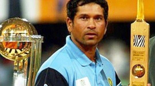 Sachin Tendulkar World Cup Records. Sachin Tendulkar, gifted with