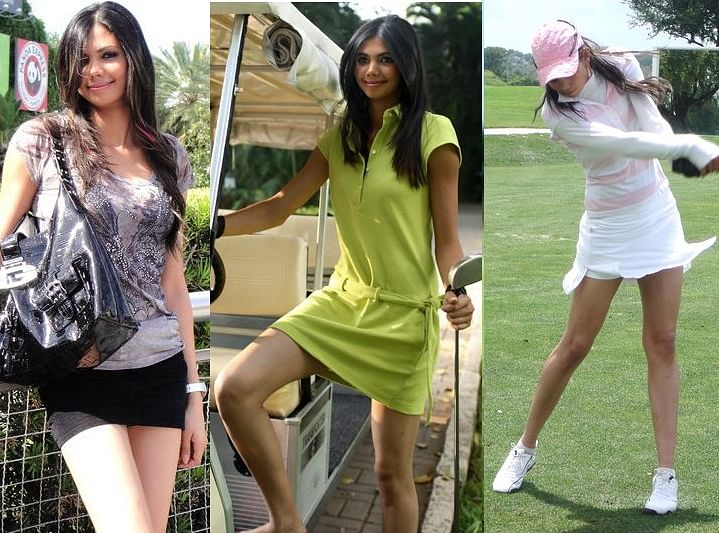 10 most glamorous women in Indian sports #1