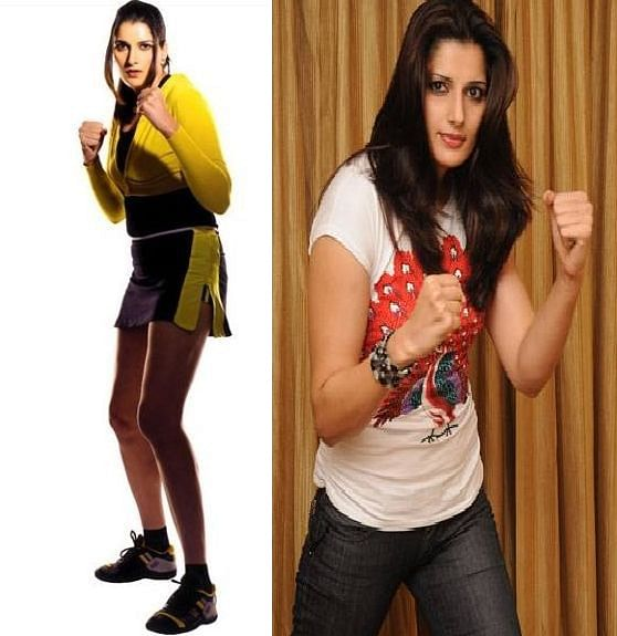 10 most glamorous women in Indian sports #8
